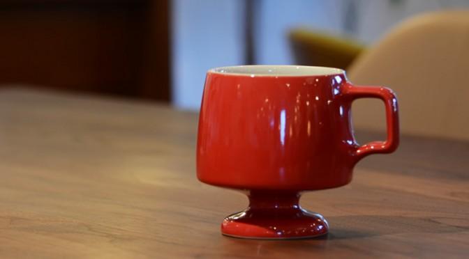 ミッドセンチュリーなマグカップの試作品を公開!