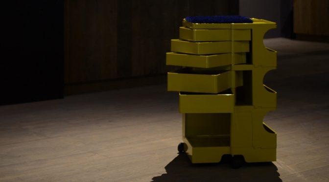 おしゃれな収納ワゴン「ボビーワゴン」にVANILLA別注カラーが登場します
