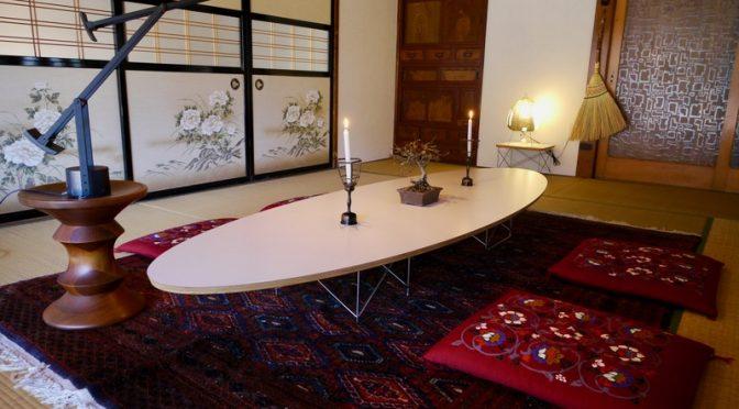 イームズETR:ワイヤーベースエリプティカルテーブルの魅力