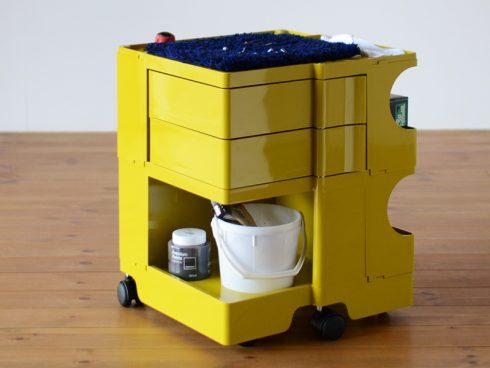 DIYツール・工具を収納したボビーワゴンその1