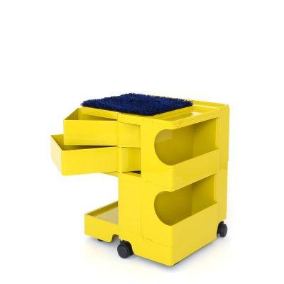 DIYツール・工具の収納にも便利なボビーワゴン2段2トレイ