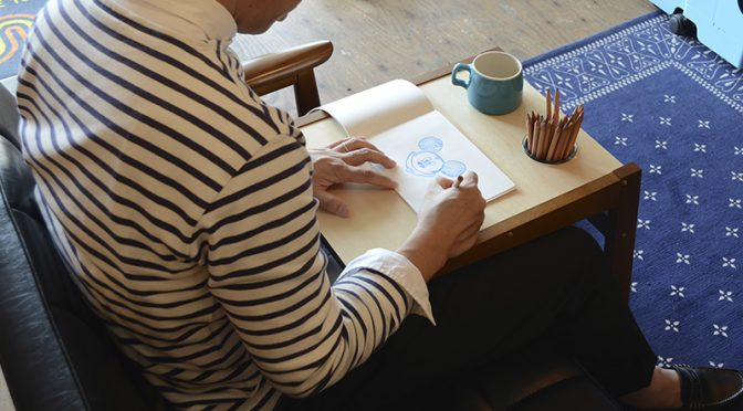 コの字型テーブルの活用術!