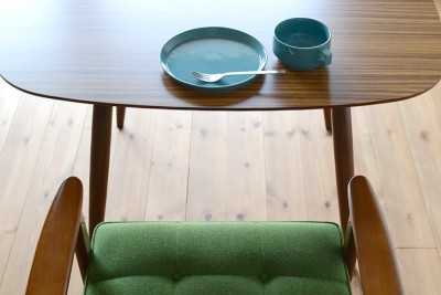 KチェアとDテーブルの相性