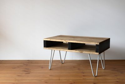 Hairpinlegs Coffee Table 完成!