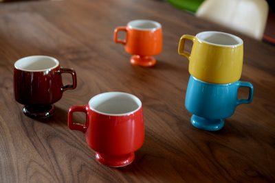 ミッドセンチュリーなマグカップ