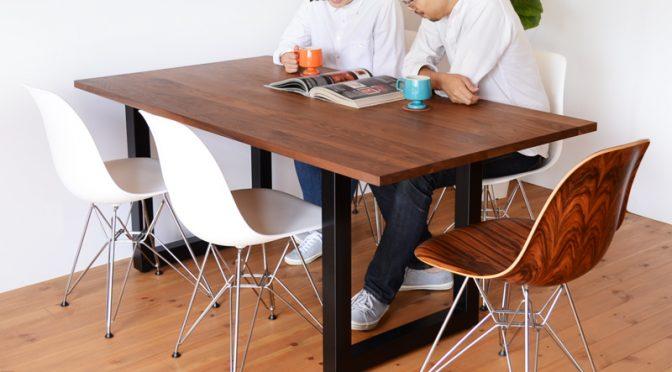 ダイニングテーブルをサイズで選ぶ