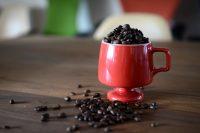 コーヒーカップのおすすめ「ミッドセンチュリーなゴブレットマグ」