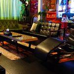 カリモク60のソファ「Kチェア2シーター スタンダードブラック」のある部屋を集めてみました