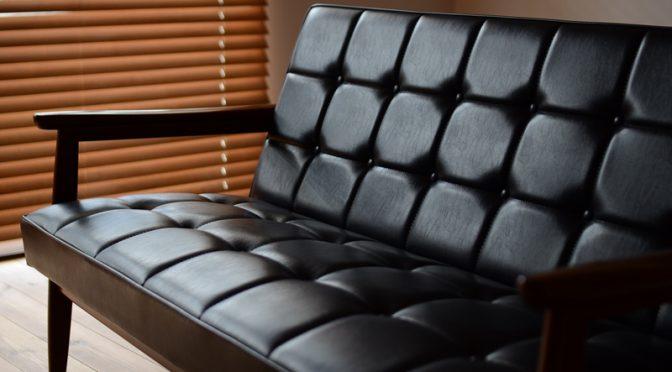 オシャレなソファの定番カリモク60 Kチェアの魅力「くるみボタン」
