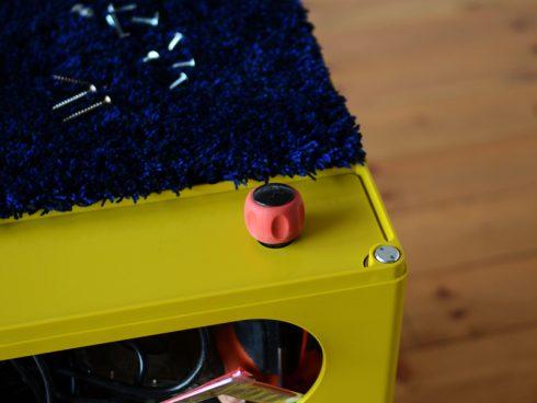 DIYツール・工具がピッタリ収まるボビーワゴン