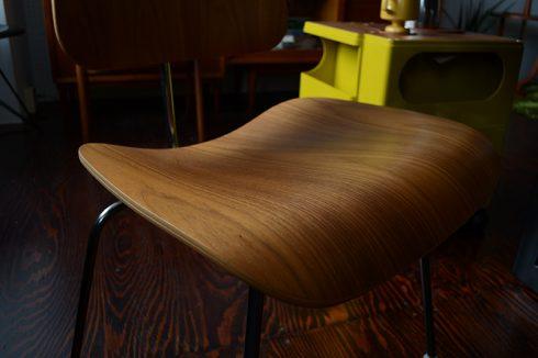 座面の曲線美