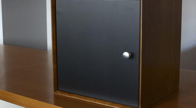 826STANDARD UNITのドアとツマミのプチ進化