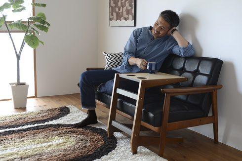 フロートテーブルの快適性