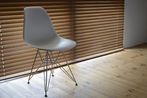 やっぱり美しい椅子。イームズチェア