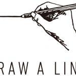 「DRAW A LINE」の取り扱いをスタートしました