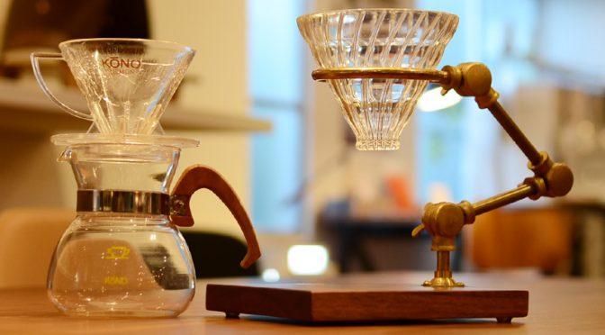 スタッフの私物公開 – コーヒーを楽しむためのこだわりのセット