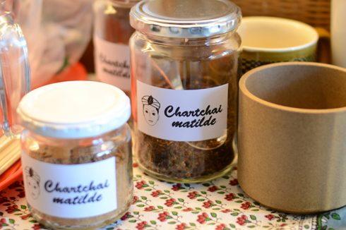チャイは紅茶をベースにたくさんのスパイスを組み合わせて淹れるそう