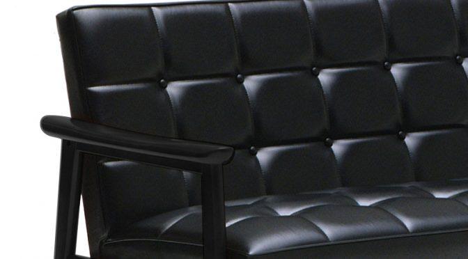 カリモク60 Kチェアに新作カラー「ブラックブラック」が登場!