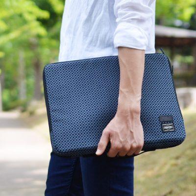 ポーター(吉田カバン)×マハラムのラップトップケース/クラッチバックのようにも持ち歩きたくなる秀逸なデザイン