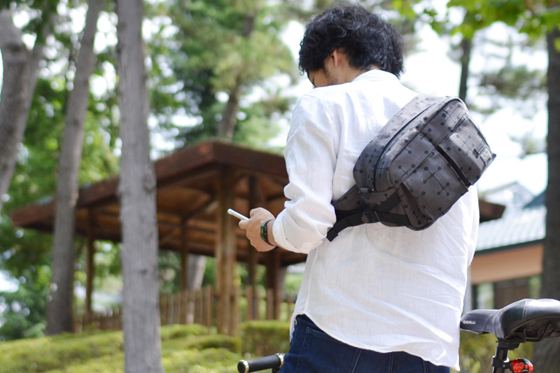 ポーター(吉田カバン)×マハラム