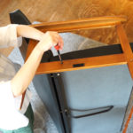 【動画付き】女性でも簡単に組立られるソファ カリモク60 Kチェア 2シーターを実際に組立みました