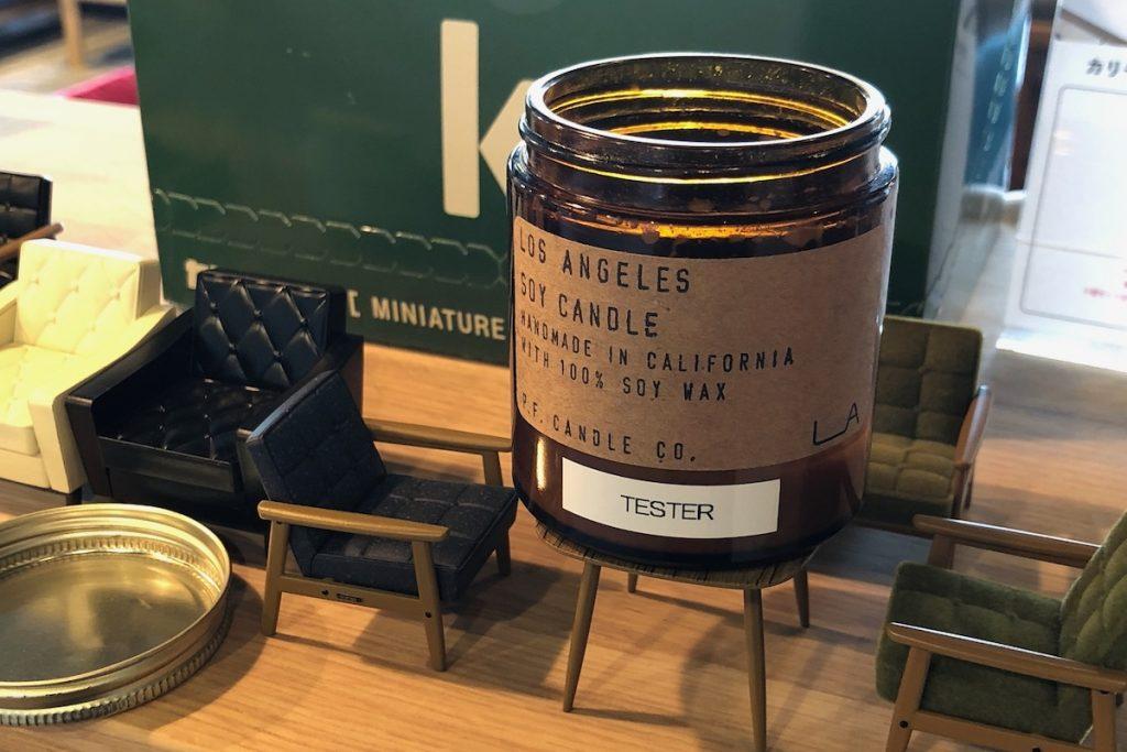 新しい香り、ロサンゼルスがすごくいい!