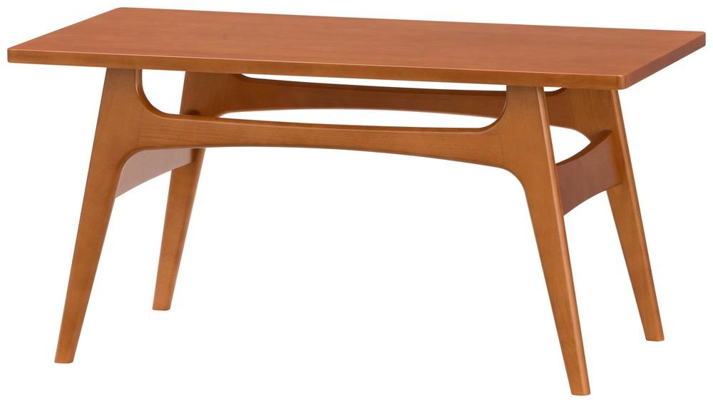 マルニ60 ビーチフレームコーヒーテーブル90