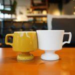 コーヒー好きが作る新作はゴブレットカップ